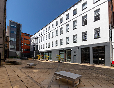 Glasgow's first major city centre Build to Rent development successfully delivered