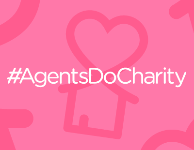 Agents raise more than £26k for children's charity