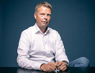 Oyvind Birkenes, CEO of Airthings