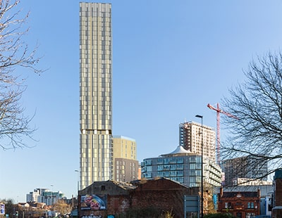 The UK's second tallest Build to Rent tower unveiled in Salford