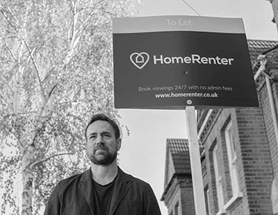 Will Handley, CEO of HomeRenter