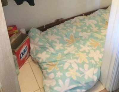 Landlord offers bed under the stairs for £500 a month
