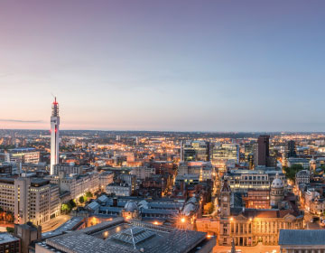 3 Areas to invest in property in Birmingham 2018
