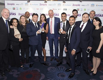 Caridon Property voted best in the UK
