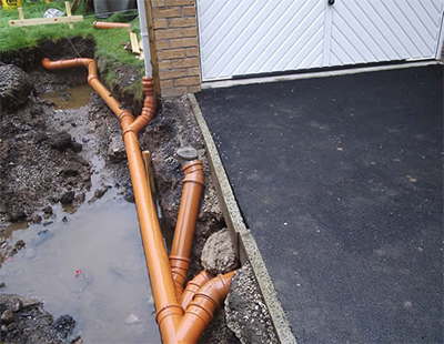 Majority of renters have encountered damp and drainage problems