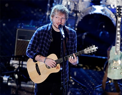 Ed Sheeran invests in London where he can 'charge top whack to renters'