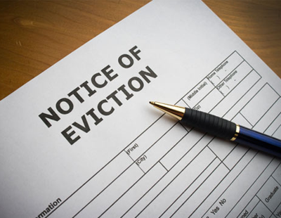Tenant evictions reach record high