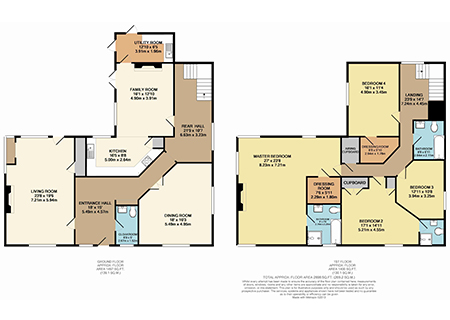 Floorplans help let your property