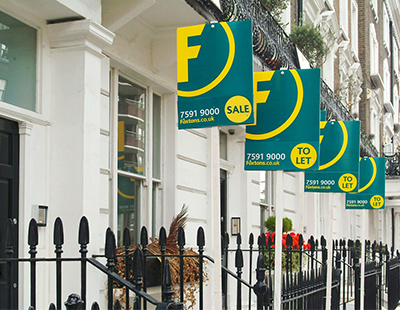 Tenant demand increases in London as number of properties for rent falls