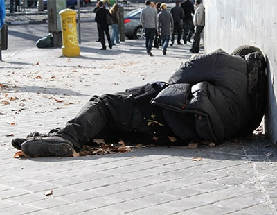 Government urged to 'protect those facing homelessness'