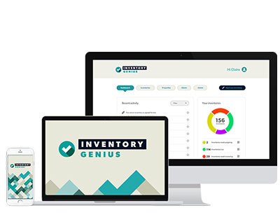 Is this product set to become a 'Genius' piece of inventory software for landlords?
