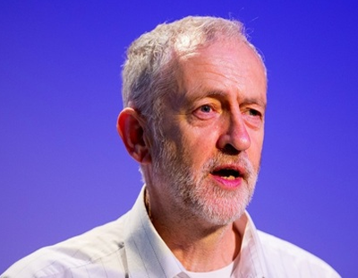 "The government is ""in the pockets of rogue landlords"", says Corbyn"