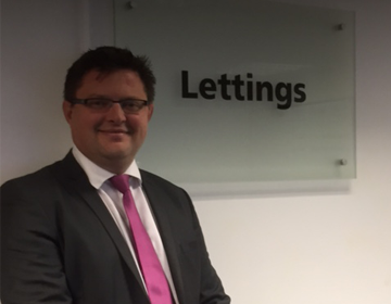 K. Day, Connells Head of Lettings