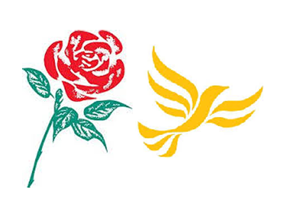 Landlord support for Labour and Lib Dems halves since 2010 election