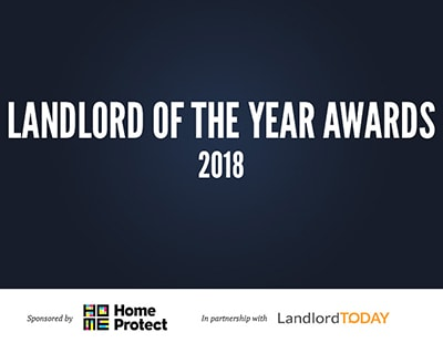 We are proud to support the Landlord of the Year Awards 2018