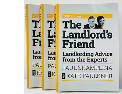 New book aims to help landlords thrive in buy-to-let sector