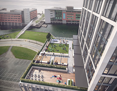 Plans approved for PRS waterfront tower in Liverpool