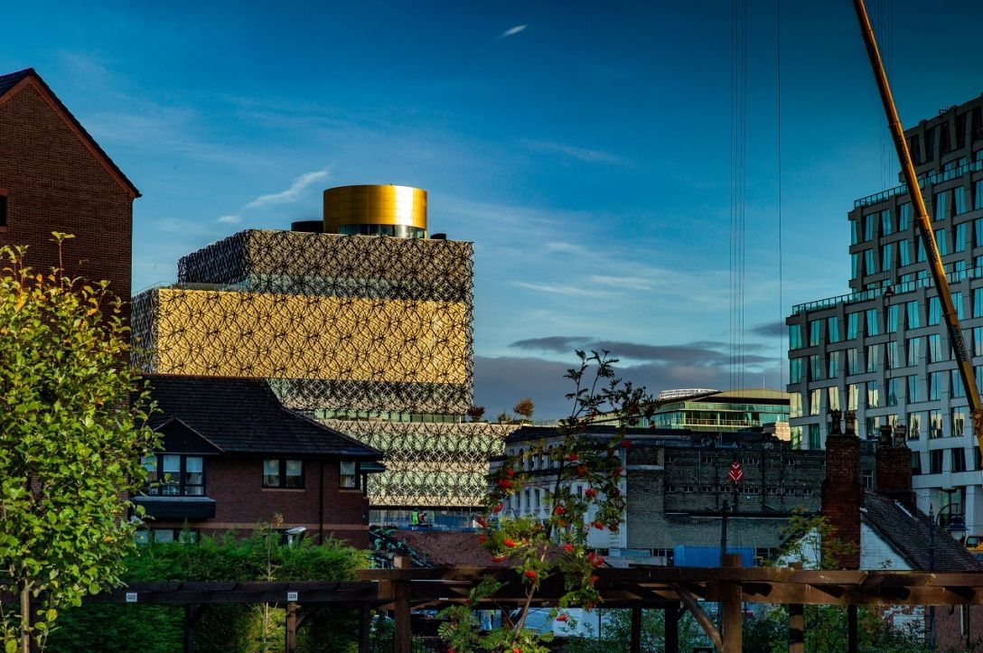 WHY NOW IS THE TIME TO INVEST IN BIRMINGHAM