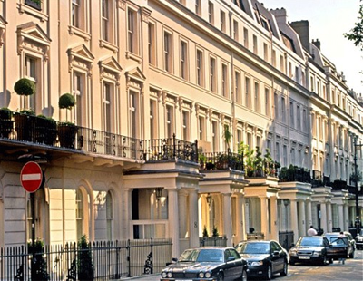 Sharp rise in demand for rental homes in prime London
