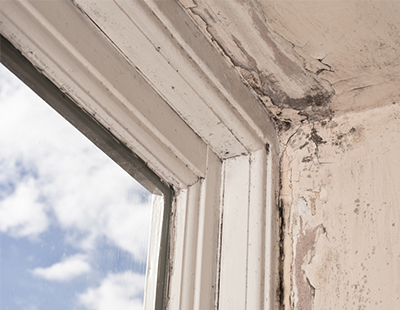 Landlords urged to tackle the problem of damp and condensation