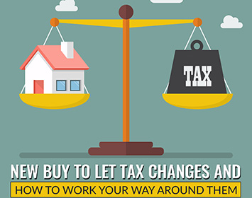 New buy to let tax changes and how to work your way around them