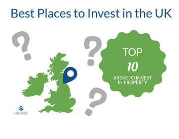 Top Ten Best Places to Invest in Property in the UK