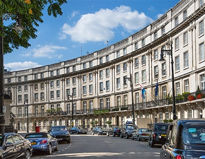 Surge in demand for rental homes in prime London
