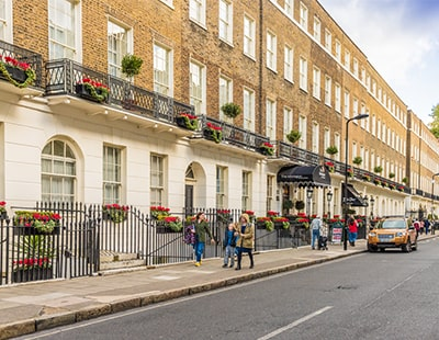 Significant increase in prime tenancies agreed in London