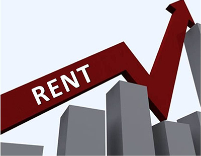 Rents continue to rise across the UK