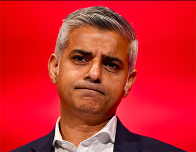 Sadiq Khan vows to expose London's rogue landlords