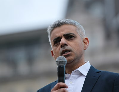 London mayor Sadiq Khan calls for two-year rent freeze