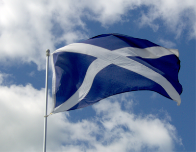 Sharp increase in English landlords renting out properties in Scotland