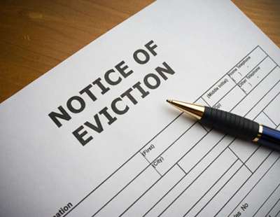 The cost of evicting a rogue tenant 'can be crippling'