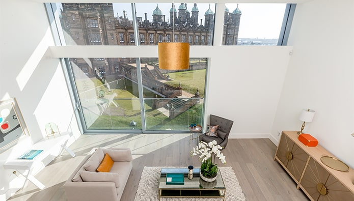 One of Scotland's 'most iconic' properties available to rent