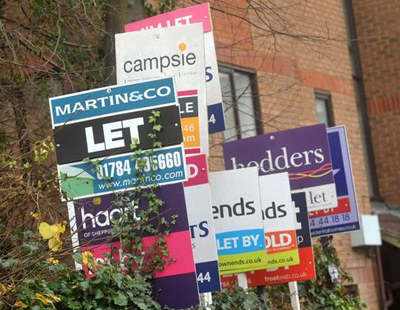 Mixed month for the UK lettings market