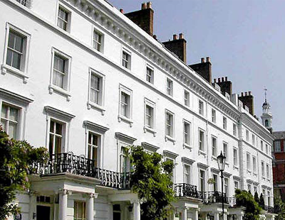 Big drop in 'super prime' tenancies starting in central London