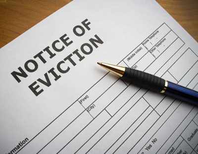 Police help landlords conduct illegal and violent evictions - claim