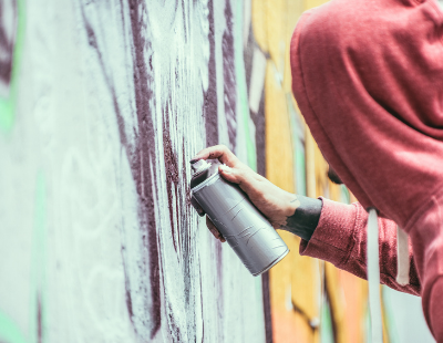 Council orders HMO landlords to clear graffiti within four weeks
