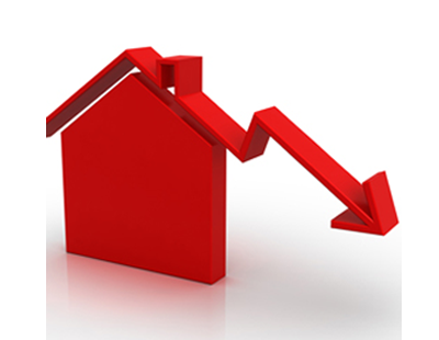 Rents are falling in real terms - and that's official