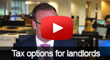 Tax options for landlords